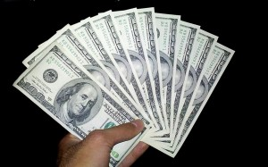 boete van 1000 dollars