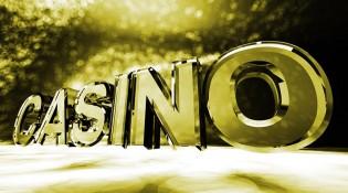 Een elektronische roulette in het casino van Calais!