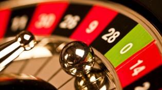 Het cijfer 0 op de roulette