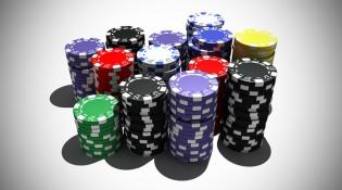 jetons in het casino!